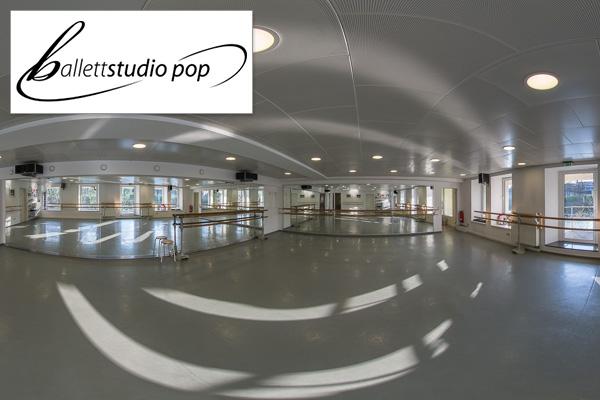 Google Street View Maps Business Fotograf 360 Grad Panorama 360° Fotografie Ballettstudio Pop Wetzlar