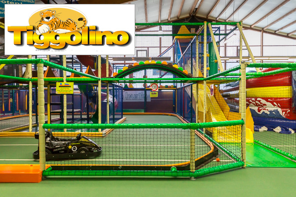 Google Street View Maps Business Fotograf 360 Grad Panorama 360° Fotografie Indoor Spielplatz Tiggolino Raunheim