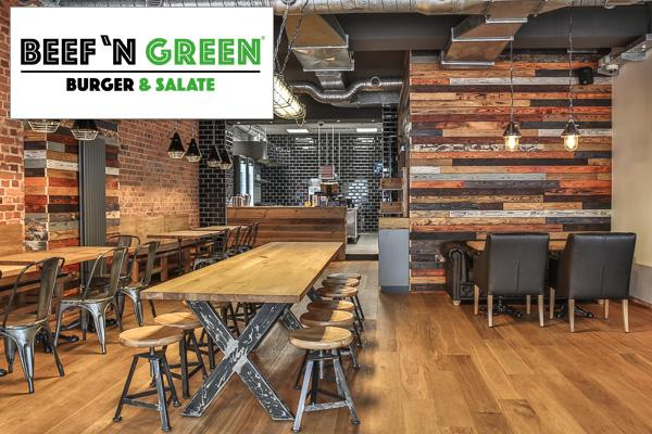 Google Street View Maps Business Fotograf 360 Grad Panorama 360° Fotografie Restaurant Beef N Green Gießen