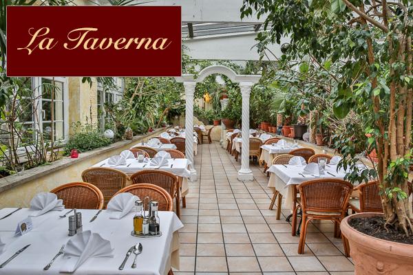 Google Street View Maps Business Fotograf 360 Grad Panorama 360° Fotografie Restaurant La Taverna Alzenau