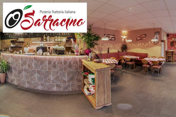 Google Street View Maps Business Fotograf 360 Grad Panorama 360° Fotografie Restaurant O Sarracino Gießen
