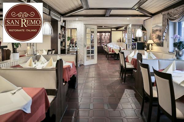 Google Street View Maps Business Fotograf 360 Grad Panorama 360° Fotografie Restaurant San Remo Lollar