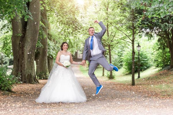 Hochzeit Brautpaar Shooting Fotograf